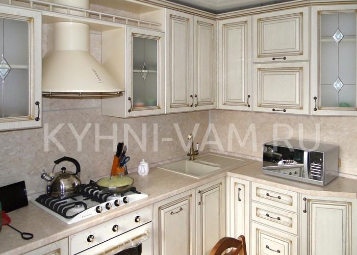 Кухни белый лебедь